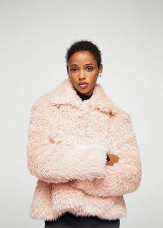 ea06f6915 Las 11 mejores imágenes de Abrigos rosa en 2017 | Fashion styles ...