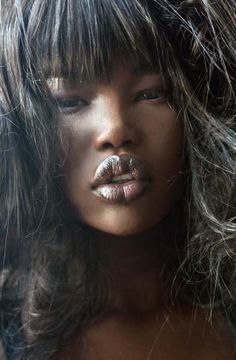 dark skin girls Colorism and the degradation of dark skin are lingering effects of slavery and colonialism. Dark skin is often associated with poverty and lack of privilege, beauty and Dark Beauty, Ebony Beauty, Beauty Skin, Beauty Makeup, Makeup Eyes, Beautiful Dark Skinned Women, Beautiful Black Girl, Beautiful Eyes, Beautiful Pictures