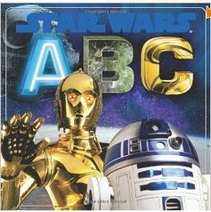 Gifts for Baby & Toddler: Star Wars ABC Board Book @ Amazon.com