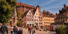 Núremberg, vacaciones en familia Louvre, Street View, Building, Travel, Castles, Vacations, Museums, Cities, Trips