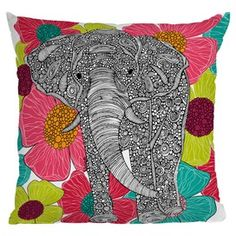 Deny Designs - Bold & Colorful Throw Pillows on Joss and Main