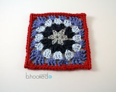 Circle In a Square Motif for Web, free pattern, tute, thanks so xox