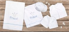 oil cloth set 6 pieces, ladopano,ladopana, λαδόπανα, set underwear baptism vaptism vaptisi Baby Shower Gifts, Baby Gifts, Underwear, Art And Hobby, Baptism Favors, Unique Christmas Gifts, Christening Gifts, New Year Gifts