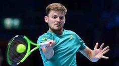 TENNIS GRAND SLAM : ATP FINALS , LONDRA : GOFFIN ULTIMO SEMIFINALISTA David Goffin è l' ultimo giocatore a qualificarsi per le semifinali delle Atp World Tour Finals edizione 2017. Alla O2 Arena di Londra il tennista belga ha sconfitto agevolmente, per 6-4 6-1... #tennis #grandslam #atpfinals #goffin
