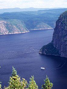 Saquenay - Quebec City area  Trois-Rivieres,  Metabetchoven Lac-a-la-croix Tadoussac