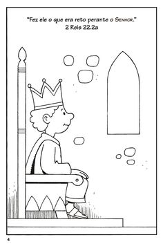 Queen Esther coloring page. #Bible #story #printable #