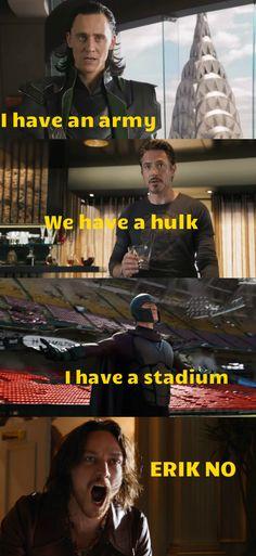 I have a stadium. =X