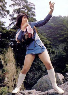 the-ninja-a-go-go:  Etsuko Shihomi