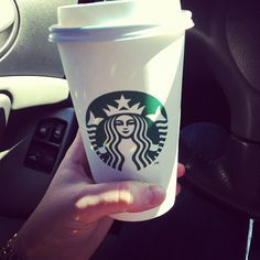 Starbucks is usually a staple for car rides! #pinmyencore