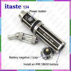 #Wholesale #itaste 134 Electronic Cigarette #innokin ecig #Factory Direct Sale# itaste svd #2013 Newest #Electronic Cigarette #Dry Herbs #E Cigs #itaste 134 # itaste svd kit# itaste 134 kits#