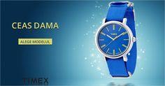 Ceas de dama Timex T2P362! Producator: TIMEX