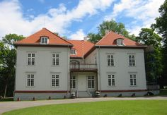 Eidsvollsbygningen is a historic Manor House in Eidsvoll in Norway, where the Constitution of Norway was made and signed on 17 May 1814. The building was first constructed in 1770, with a total floor area of over 2000 square meters.