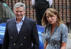 Kate Middleton's mother had been effectively removed by Queen Elizabeth from Kate's life, but it appears Carole Middleton has regained limited access