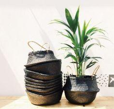 Seagrass Basket / Belly Basket