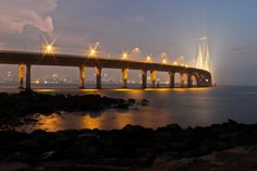 Connecting island and suburbs of Mumbai. GettyImages