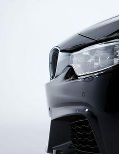 Details we like / BMW / facelift / Black / Detail / Trasnportational Design / at inspiration