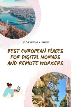 Travelling Tips, Europe Travel Tips, Traveling, Europe Bucket List, Backpacking Europe, Group Travel, Digital Nomad, Day Trips, Remote