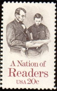 Literary Stamps: Books & Literature