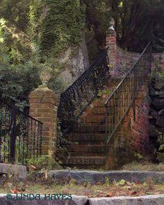 Old Ellicott City Stairway