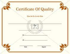 pdf award certificates templates