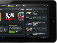 """Asus Google Nexus 7: Android 4.1 Jelly Bean, 7"""" 1280 x 800 IPS display, NVIDIA Tegra 3 T30L Quad-Core @1.2Ghz."""