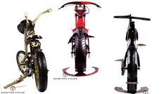 Eccentric cycles bikes