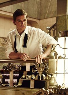 Allen Leech, Tom Branson....doesn't really matter I just LOVE HIM!