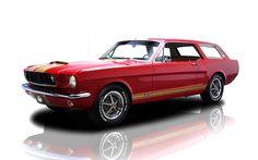 Mustang Wagon