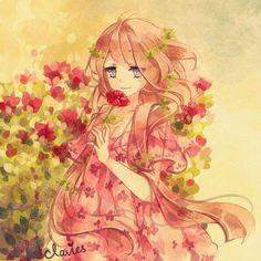 dibujo de una niña