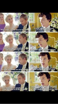 I love Sherlock...like a normal person!