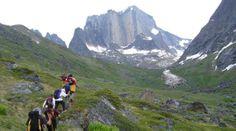 Trekking glaciar Tas