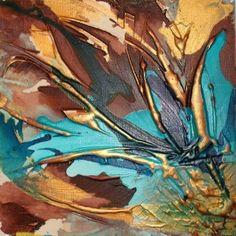Related image Abstract Flower Art, Flower Artwork, Flower Paintings, Flower Art Images, Woodland Flowers, A Level Art, Mixed Media Art, Watercolor Art, Modern Art