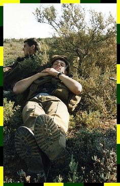 Best advice sleep when you can Troops, Soldiers, Brothers In Arms, Apartheid, Defence Force, My Land, African History, South Africa, Highlanders