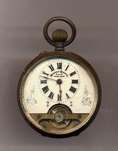 There's nothing quite like an old pocket watch.