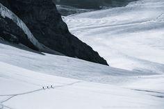 Scale of Nature | Monochromatic | Mountains | Landscape | Nature | Black & White | Mono