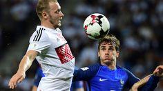 SURPRISE aux éliminatoires pour le Mondial 2018: la France bute sur le Belarus