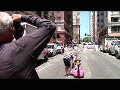 A Day in the Life of Street Photographer John Free
