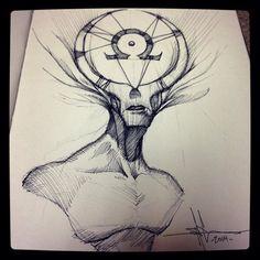 """""""Oh Mega Face"""" by ShawnCoss.deviantart.com on @DeviantArt"""