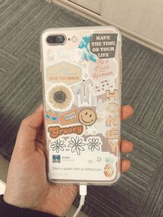 Pin by fazia wihardilla on phone case in 2019 Tumblr Phone Case, Diy Phone Case, Iphone Wallet Case, Iphone Phone Cases, Laptop Case, Cute Cases, Cute Phone Cases, Iphone 7 Plus Funda, Iphone Cases Disney
