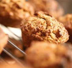Recept Super Havermout ontbijtmuffins