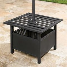 Amazing Umbrella Stand Side Table
