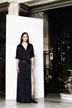 Jay Ahr Pre-Fall 2014 Collection - Vogue