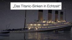 Dieses Video zeigt den Untergang der Titanic in Echtzeit - #Titanic, #Unfall, #Unglück, #Video http://www.berliner-buzz.de/dieses-video-zeigt-den-untergang-der-titanic-in-echtzeit/