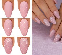 Spider Gel Nails – 100 Nice Ideas and 3 DIY Instructions! – l Instructions simple pastel colors nail polish Spider Gel Nails – 100 Nice Ideas and 3 DIY Instructions! – l Instructions simple pastel colors nail polish Rose Nail Art, Rose Nails, Gel Nail Art, 3d Nails, Pink Nails, Acrylic Nails, Nail Polish, Nagellack Design, Stiletto Nail Art