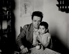 Diego Rivera and his daughter Guadalupe Rivera Marín - Google Art Project