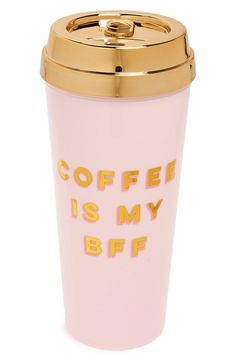 Coffee is my BFF.