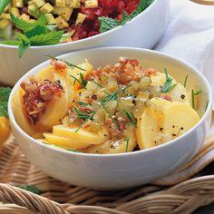 Kartoffelsalat mit Speck