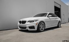 #BMW #F22 #M235i #Coupe #AlpineWhite #eAs #Tuning #Angel #Provocative #Sexy #Hot #Burn #Fire #Live #Life #Love #Follow #Your #Heart #BMWLife