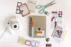Scrapbooking on the Road | Part One