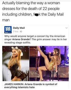 Like, her stylist dressed her like that lol. But seriously daily mail heck off // omfg, no. I know these fucking articles are thirsty for them clicks, but olease don't pull disgusting shit like this. Rick Und Morty, Intersectional Feminism, Patriarchy, Equal Rights, Faith In Humanity, Social Issues, Social Justice, Human Rights, Memes